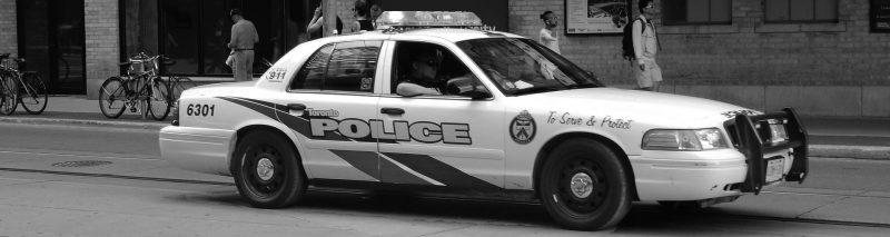 Police Record Checks - Photo by Jason Pinaster